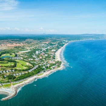 The wave of investment in coastal land plots come to new lands