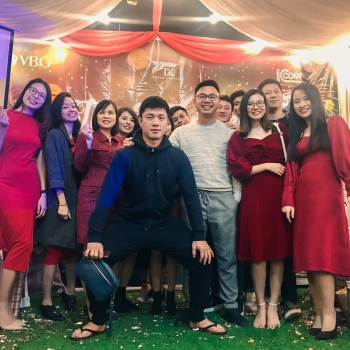 Year-end Party 2019